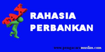 Rahasia Perbankan