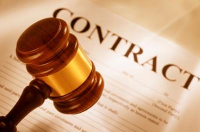 Asas kontrak