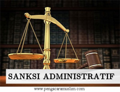 Sanksi Administratif 2