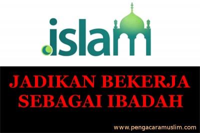 Prinsip kerja dalam Islam